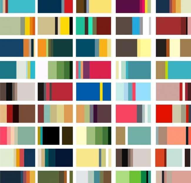 网站版面色彩搭配直接影响到外贸独立站的转化率